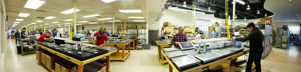New Hope Industrial Production Facilities
