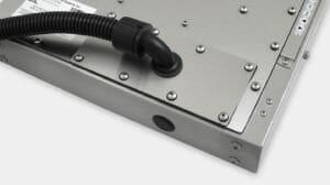 Conduit Cable Exit Cover Plate - NEMA 4/4X