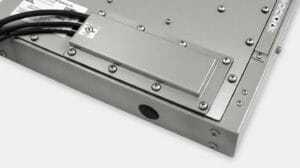 Compression Gland Cable Exit Cover Plate