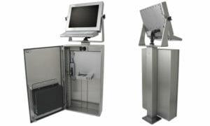 Commercial / Industrial PC Enclosures