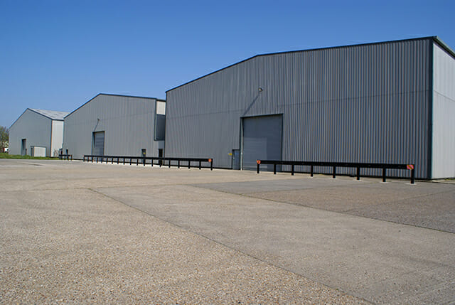 Hope Industrial UK Logistics Center in