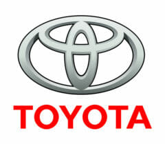 Toyota Motor Corporation customer logo
