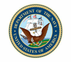 U.S. Navy customer logo