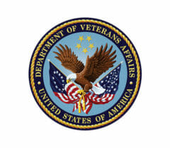 United States Department of Veterans Affairs logo